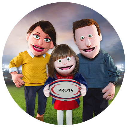 Pro14 – Stay close to the action with Travelodge Ireland