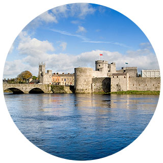 Explore Limerick From €74