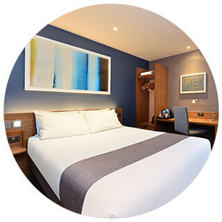 SuperRooms in Travelodge Galway