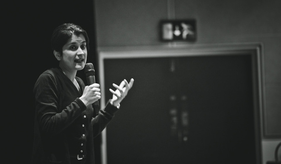 Shami Chakrabarti, Festival of Debate 2015 (Photo by Nathan Gibson)