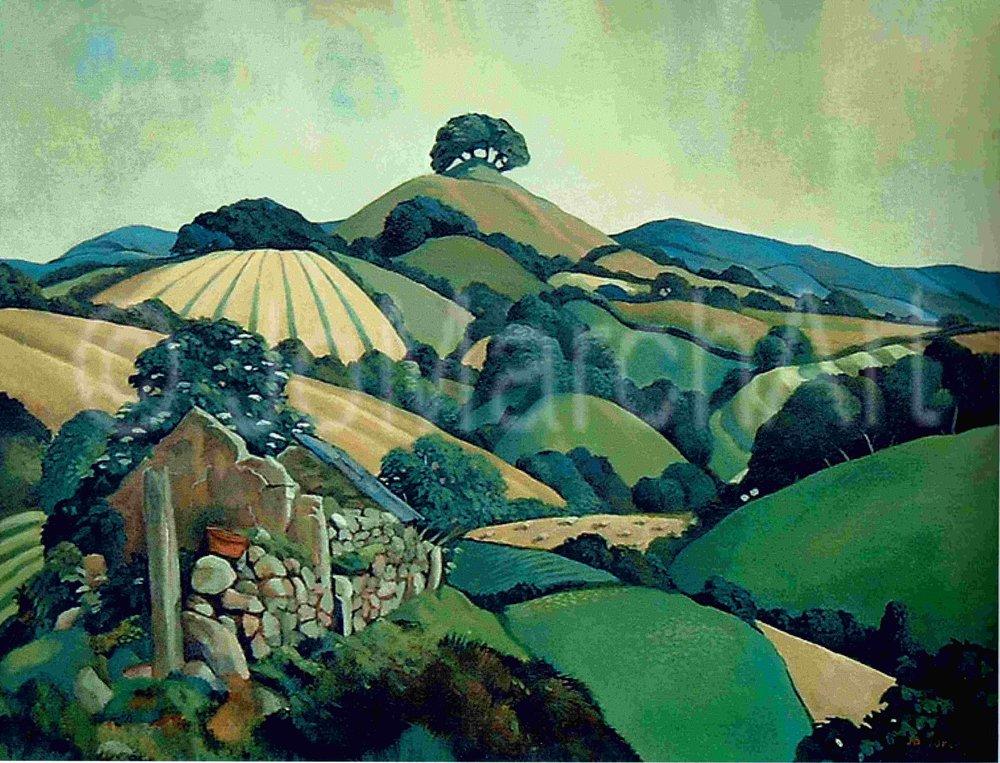 Downhill Barn