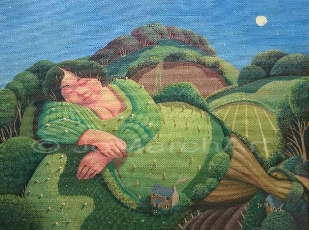 Sleeping Martha
