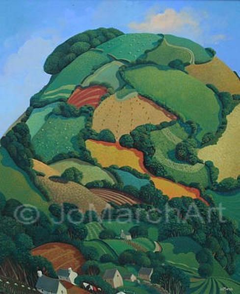 Barley Hill