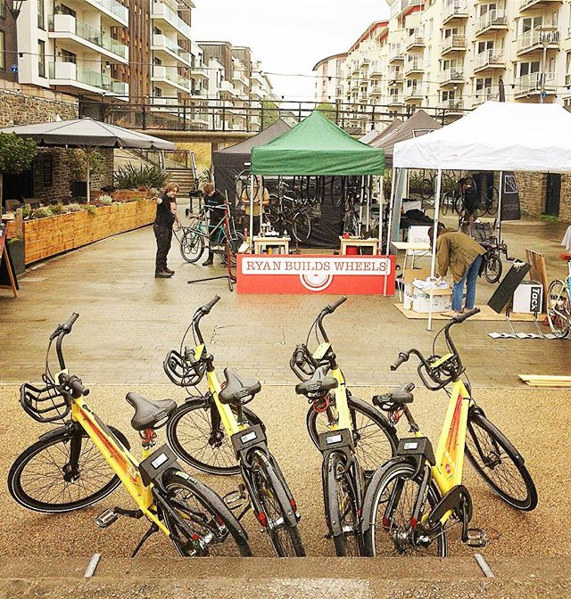 Come join #yobike and @foreverpedalling for an organised family #scavengerhunt on the #beautiful #Bristol #harbourside. #prizes to be won! Ride your own bike or take a #yobike free of charge with a special code available at the event.