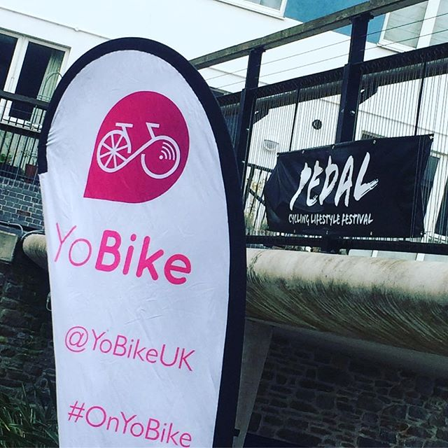 Enter coupon code Pedalyo for a free day pass. Unlimited rides all day. Come and visit the pedal festival at harbour side to enter our #scavenger hunt !