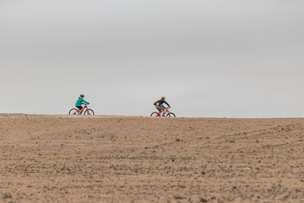 Namibia Cycle Tour - Bike and Saddle - Moon Landscape to Spitzkoppe - Day 6 - photo by Ken Treloar Photography-46.jpg