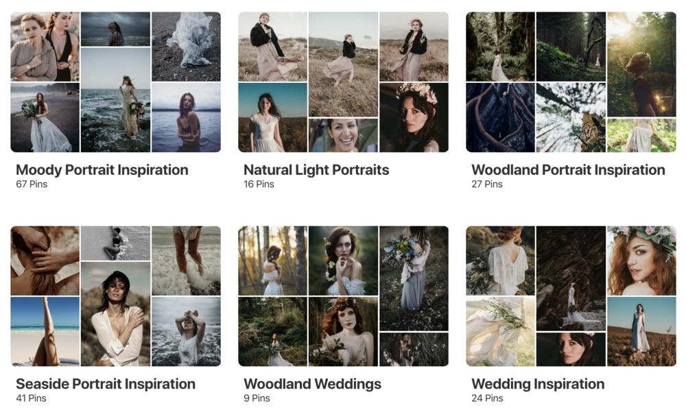 Ken Treloar Pinterest Profile Boards 2019 - Portrait Inspiration.png