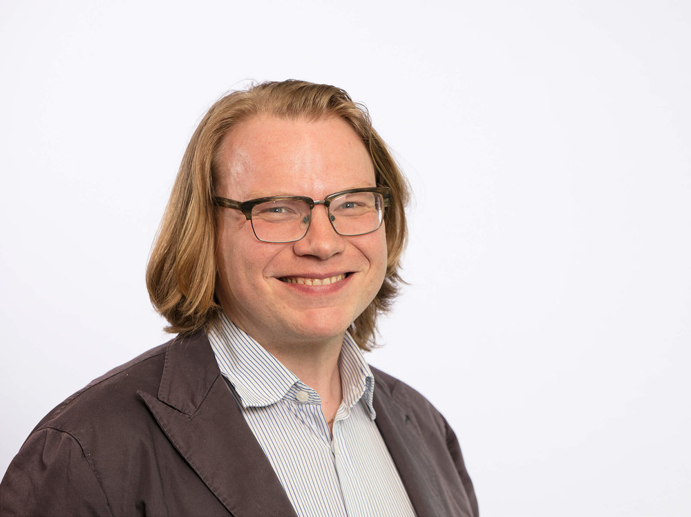 Lars Malmqvist, co-founder of Arcus