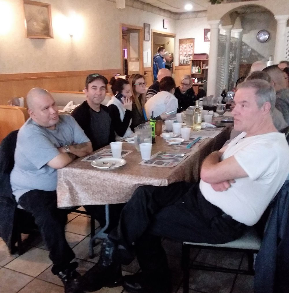 David (KD9FSK), Paul (N9ISP), and Paul (KB9QLP)