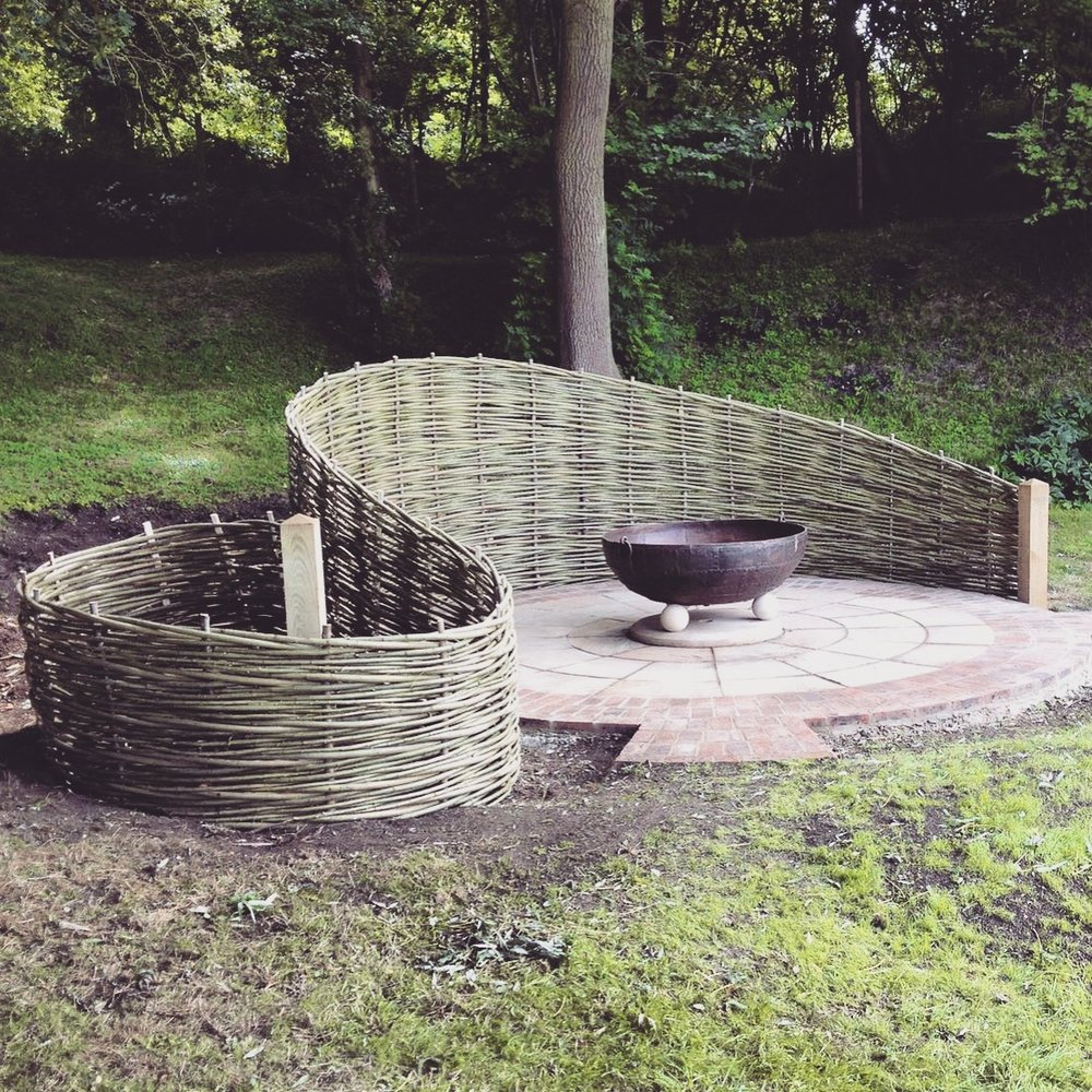 Bespoke Seating Areas & Sculptures