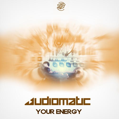 1.Audiomatic - Your Energy - COVER.jpg
