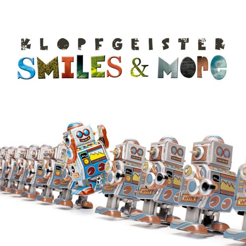 Klopfgeister - Smiles & More - Cover.jpg