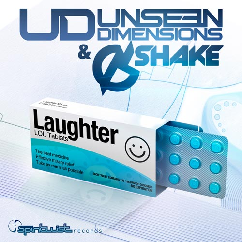 223.Unseen Dimension & Shake - Laughter EP - Artwork.jpg