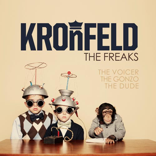229. Kronfeld - The Freaks - COVER.jpg