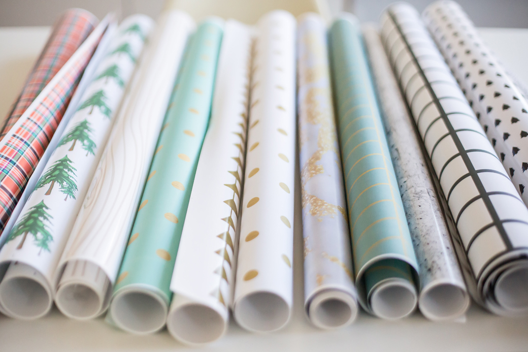 5 spring gift wrap ideas decor8 negle Gallery
