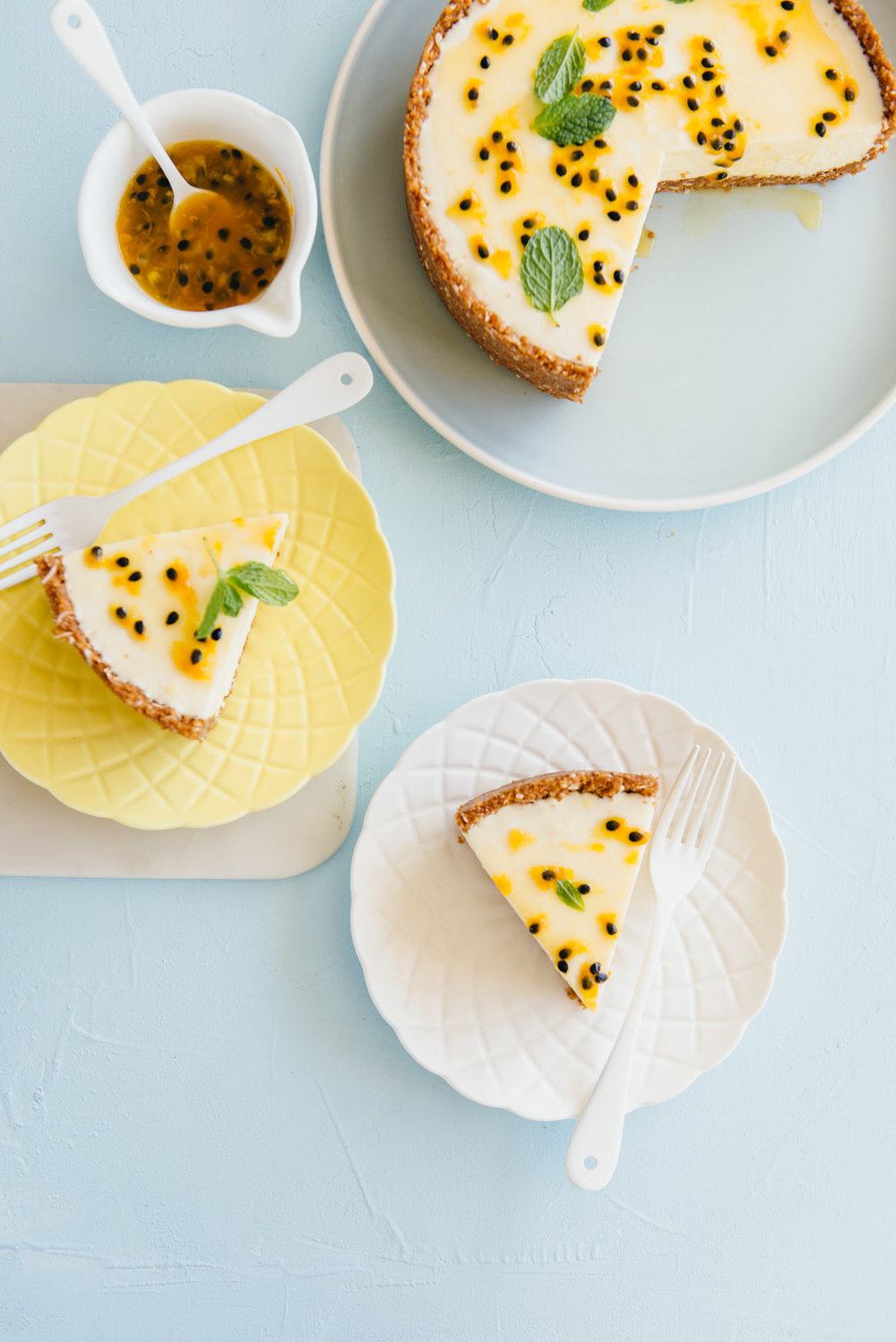 White Chocolate, Lime And Passion Fruit Cheesecake Recipe White Chocolate, Lime And Passion Fruit Cheesecake Recipe new foto