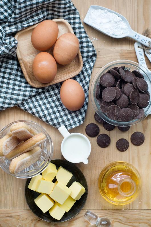 pave aux chocolat