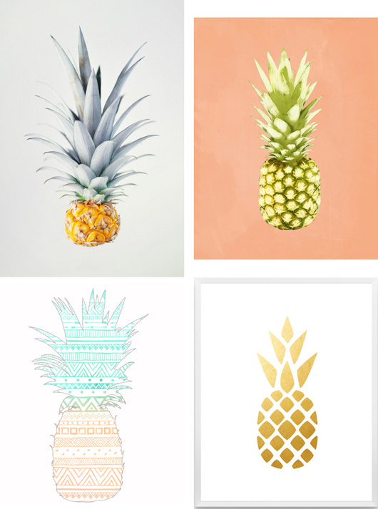 pineappleprints