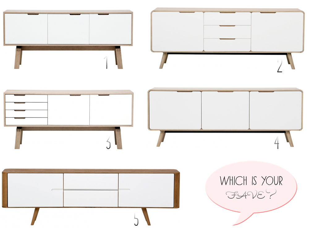 Nice My Office Sideboard   Vote For Your Favorite!