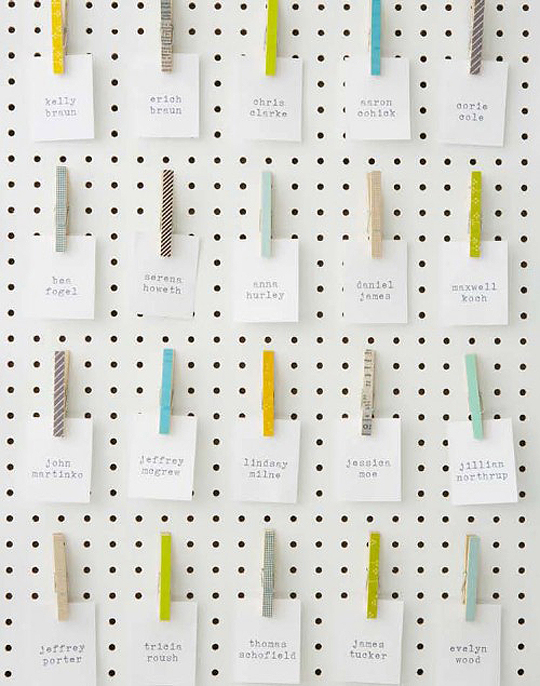 pegboard_handmadeweddings