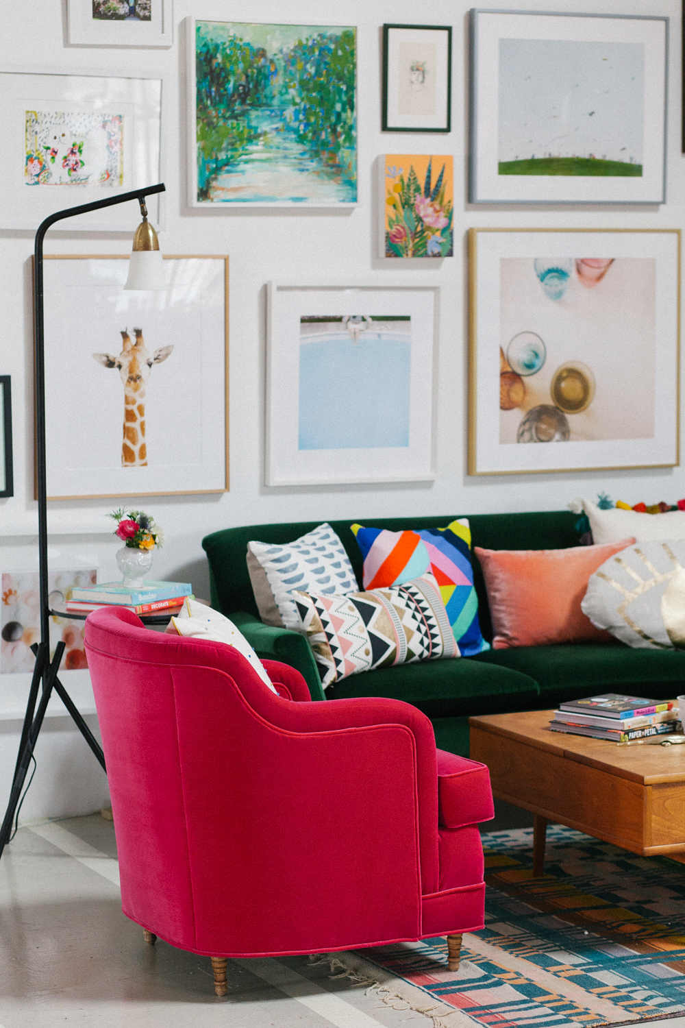 Joy Studio Design Gallery Best Design: Studio Tour: The Oh Joy! Studio In LA