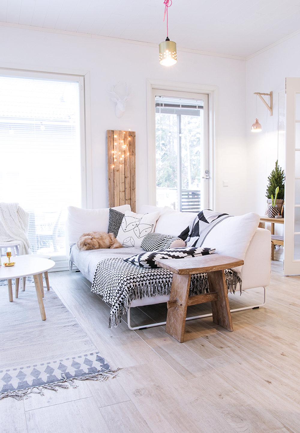Captivating Home Tour: Natural Living In Finland