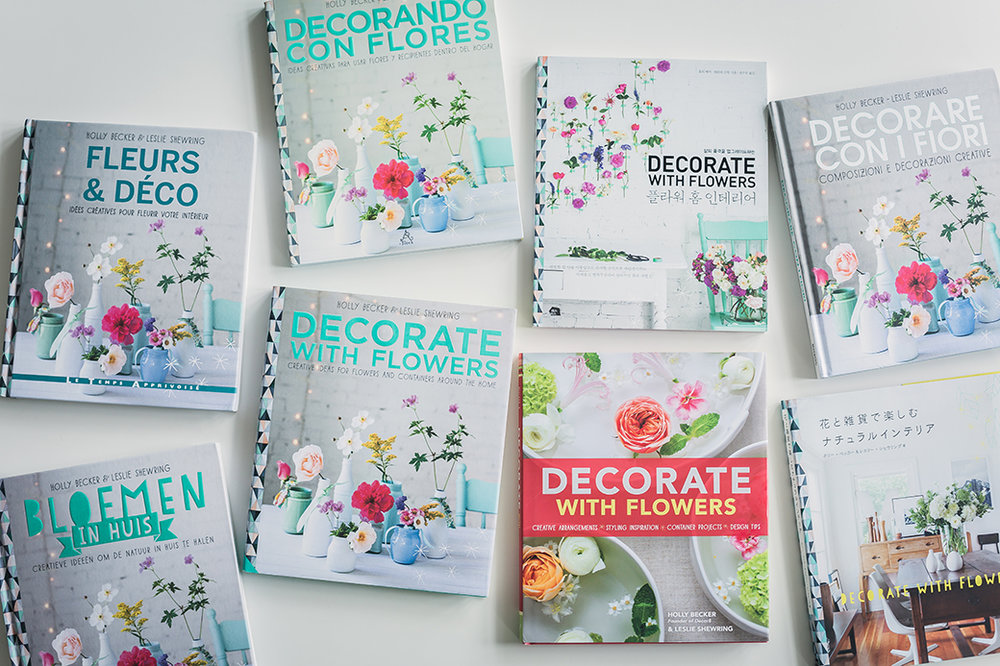 decorate with flowers decorate with flowers march 2014 chronicle books and jacqui small