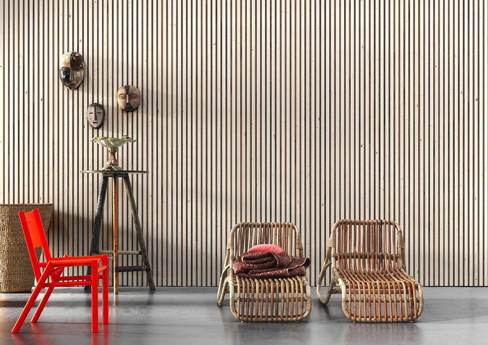 Piet Hein Eek - my favorite from his new collection called TIMBER STRIPS