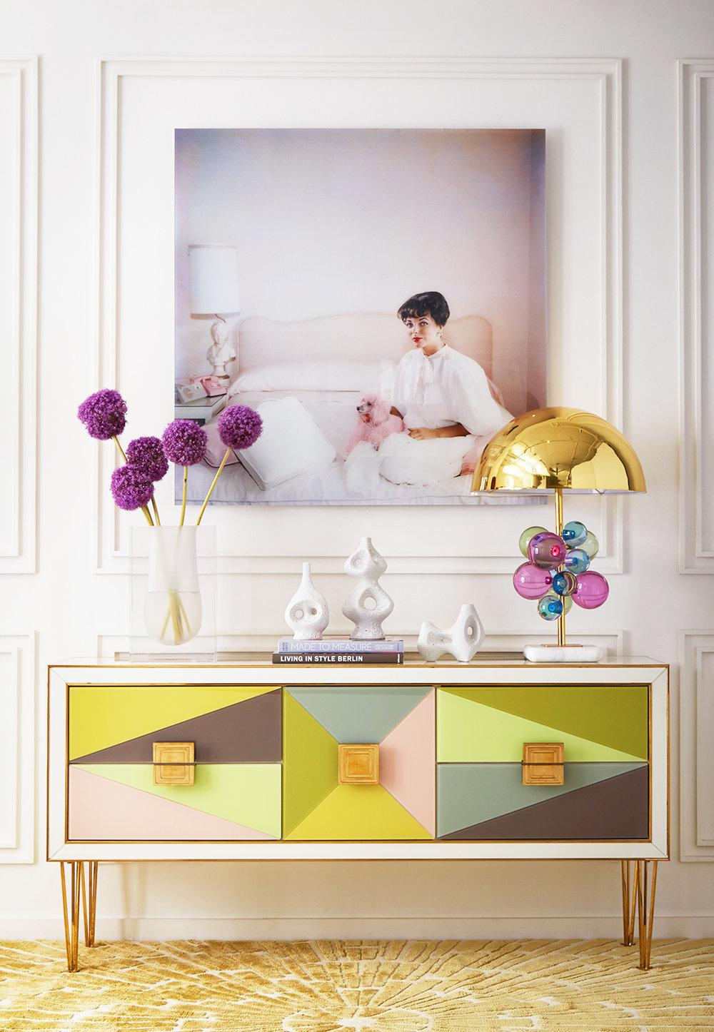 Jonathan Adler living room