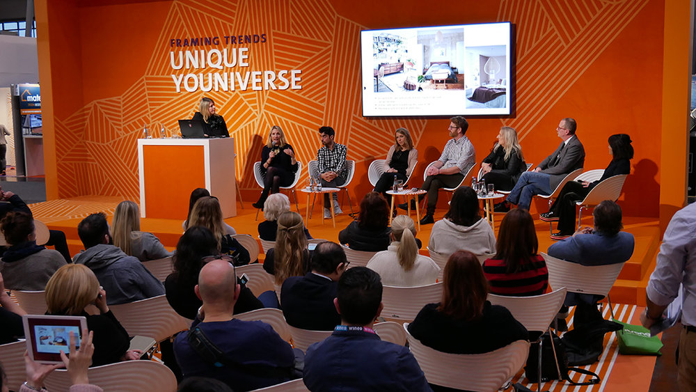 Domotex 2018 First Impressions: My Lectures and Our Lovely Blogger Panels