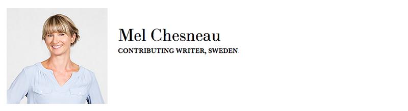 Mel Chesneau Bio