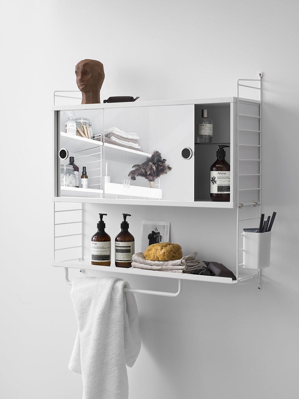 String Shelf on decor8