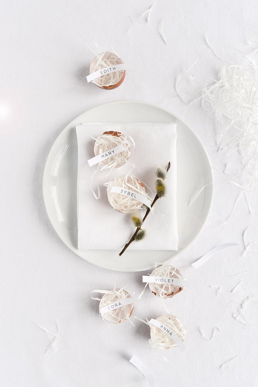 Easter Brunch Tabletop on decor8