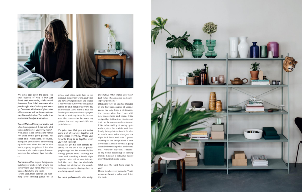 Welcome Home Magazine by Ferm Living