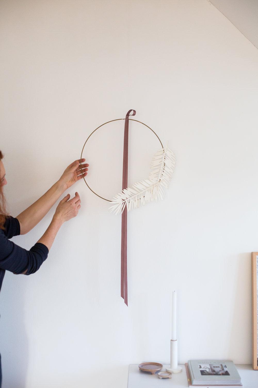 4 Unusual DIY Wreath Ideas For Spring