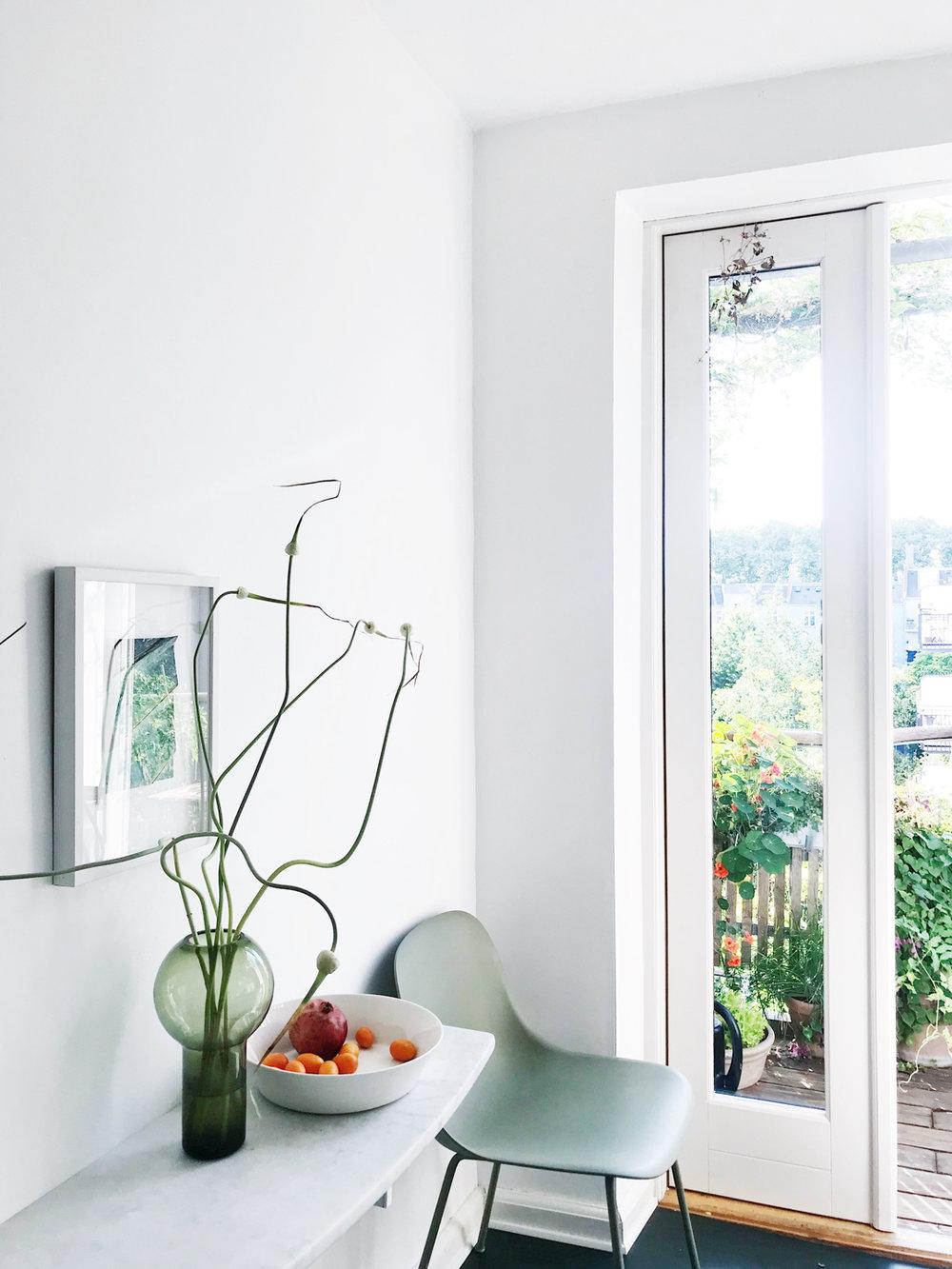 Lovely Danish Apartment of Designer Nina Bruun + 16 Questions
