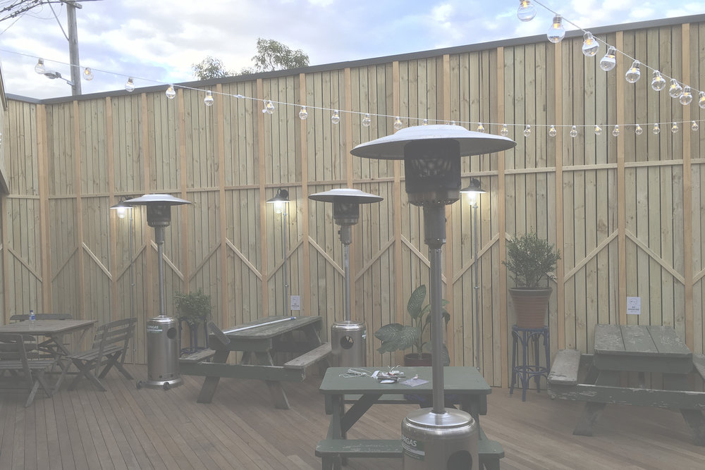 HOSPITALITY - We specialise in everything from small to large scale building projects for cafes, restaurants, bars and hotels.