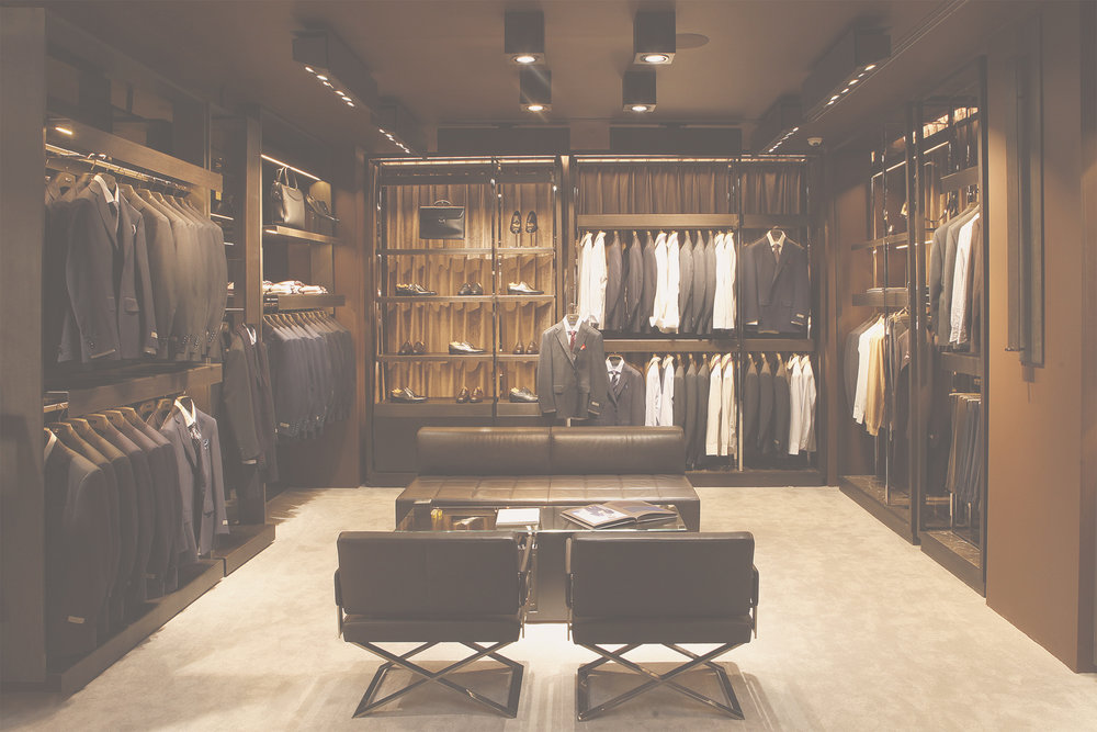 RETAIL - We deliver high end store fitouts for local and international designer brands, delivering the most premium results.