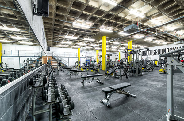 Strength Room Brighton Gym