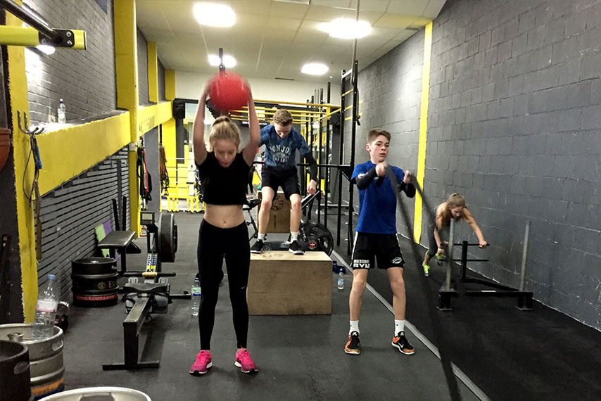 Youth Fitness Classes Brighton Gym