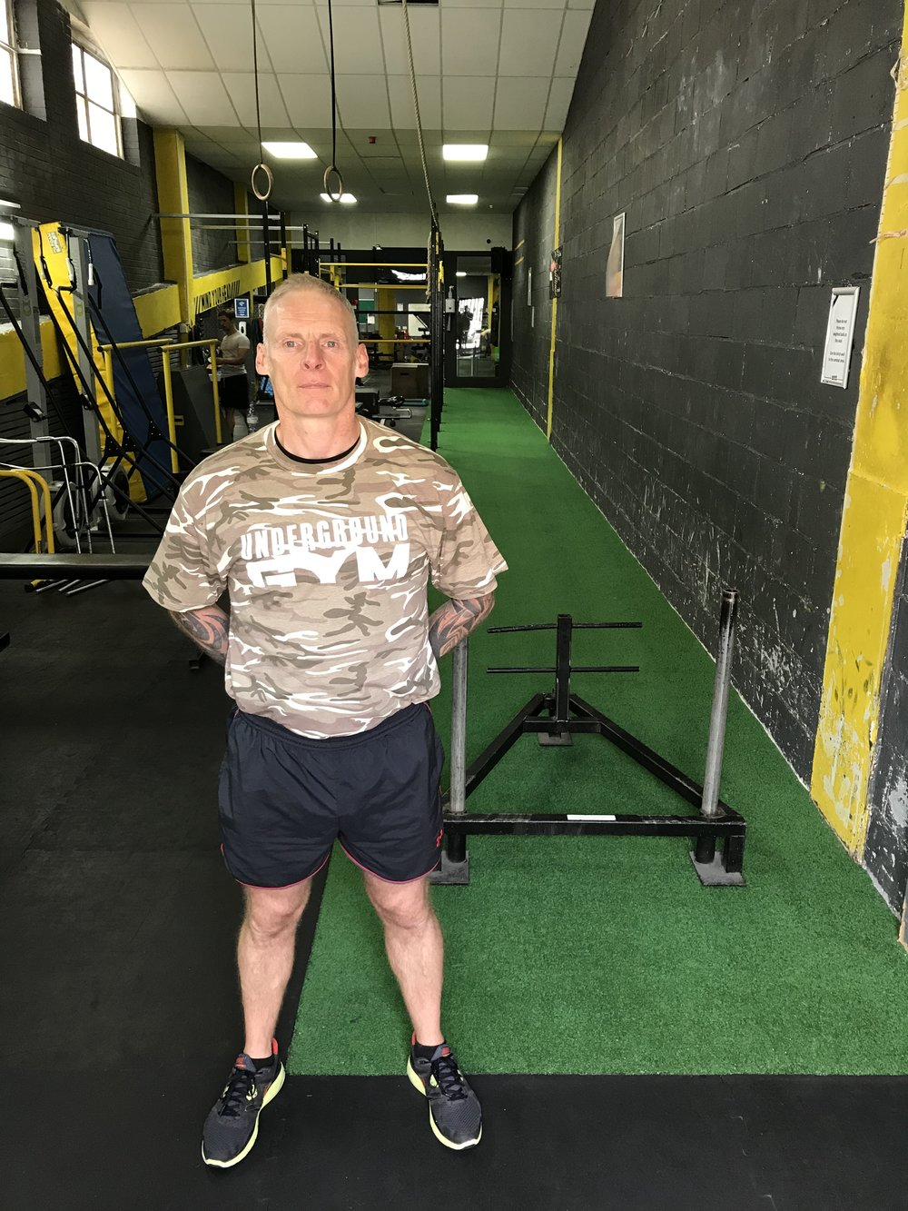 Military HIIT Training Brighton