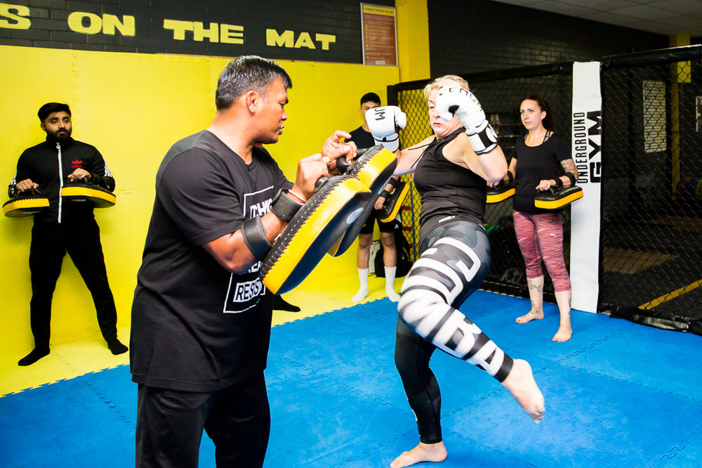 Underground Gym - General - Muay Thai - Youth - Weight training -low res -45.jpg