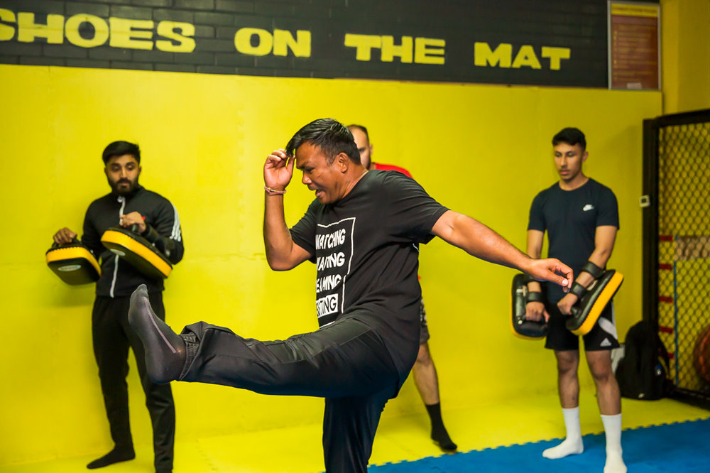 Underground Gym - General - Muay Thai - Youth - Weight training -low res -44.jpg