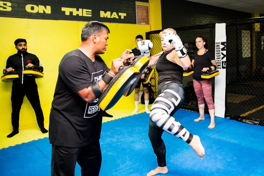 Underground Gym - General - Muay Thai - Youth - Weight training -low res -45.jpg
