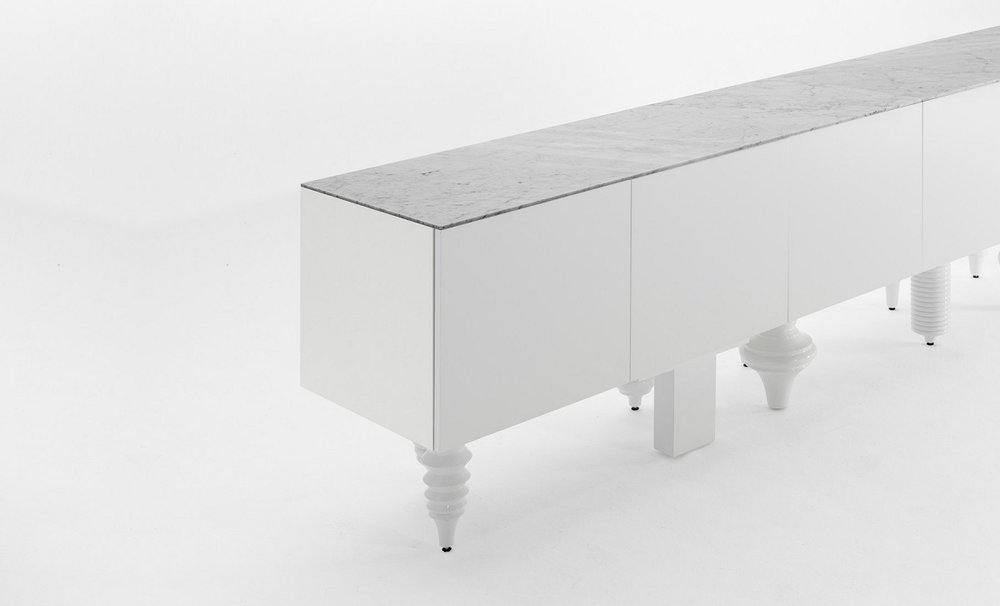 Special Edition Multileg Cabinet by Jaime Hayón, 2016.