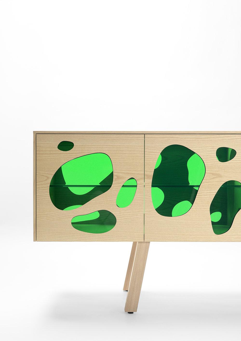 Aquario Cabinet, Campana Brothers, 2016.