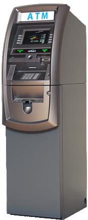 Genmega 2500 Series ATM