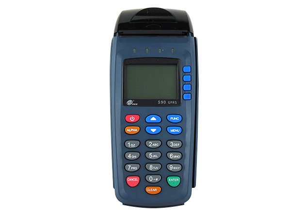 PAX S90 credit card acceptance terminal