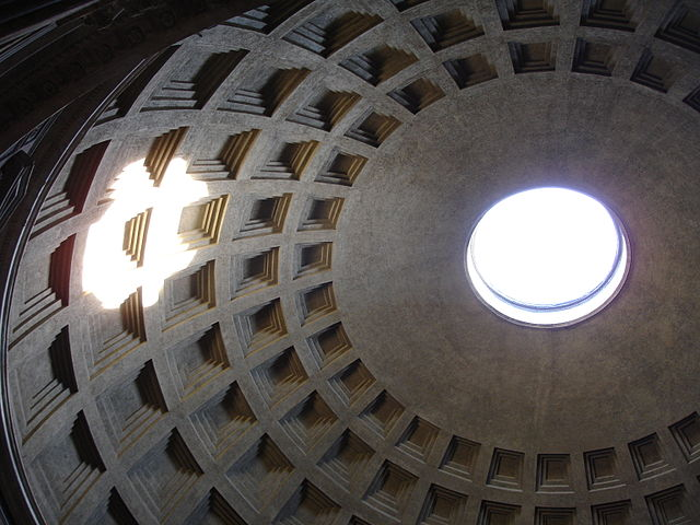 The Pantheon's Oculus
