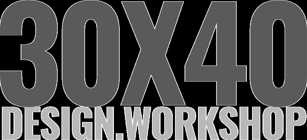 Blog | 30X40 Design Workshop